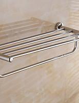 Недорогие -Держатель для полотенец Cool / Многофункциональный Современный Нержавеющая сталь 1шт 4-полосная доска На стену
