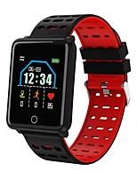 Недорогие -Kimlink F21 Смарт Часы Android iOS Bluetooth Пульсомер Измерение кровяного давления Израсходовано калорий Регистрация дистанции / Педометр / Напоминание о звонке / Датчик для отслеживания активности
