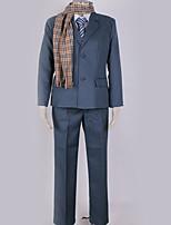Недорогие -Вдохновлен Принц тенниса Косплей Аниме Косплэй костюмы Школьная форма Однотонный Пальто / Блузка / Кофты Назначение Муж. / Жен.