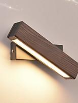 Недорогие -Cool Современный современный Настенные светильники кафе Дерево / бамбук настенный светильник 220-240Вольт