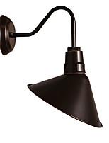 Недорогие -Творчество Современный современный Гостиная / Спальня Металл настенный светильник 110-120Вольт / 220-240Вольт 60 W