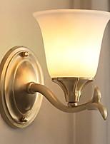 Недорогие -Творчество Традиционный / классический Настенные светильники Спальня / В помещении Металл настенный светильник 220-240Вольт 1 W