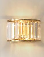 Недорогие -Творчество Современный современный Настенные светильники Спальня / В помещении Стекло настенный светильник 220-240Вольт 1 W