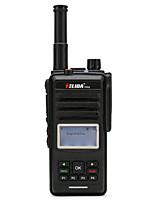 Недорогие -ELIDA CD860 Для ношения в руке / IP GPS / С программным управлением через ПК / Групповой звонок > 10 км > 10 км 16CHANELS 6000 mAh 5 W Walkie Talkie Двухстороннее радио