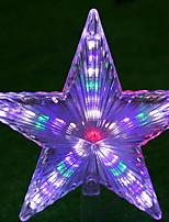 Недорогие -1шт Пентаграмма LED Night Light Цветной Творчество 220-240 V