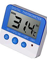 Недорогие -VICTOR C601 Мини / Портативные Внутренний термометр -50℃~70℃ Семейная жизнь, Измерение температуры и влажности, LCD дисплей