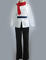 Недорогие -Вдохновлен Gundam Косплей Аниме Косплэй костюмы Косплей Костюмы Однотонный Кофты / Брюки / Туфли Назначение Муж. / Жен.