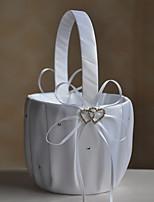 Недорогие -Цветочные корзины Прочее 22 см В виде сердца / Стразы 1 pcs