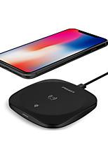 Недорогие -Беспроводное зарядное устройство Зарядное устройство USB USB Беспроводное зарядное устройство / Qi 1 USB порт 1 A 110~220 V для iPhone X / iPhone 8 Pluss / iPhone 8