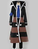 Недорогие -Вдохновлен Косплей Косплей Аниме Косплэй костюмы Косплей Костюмы Контрастных цветов Пальто / Блузка / Кофты Назначение Муж. / Жен.