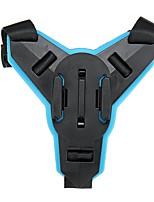 Недорогие -мотоцикл анфас шлем фиксированный держатель для героя 6/5/4 действий камеры