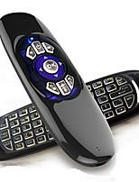 Недорогие -TKMS668 Air Mouse / Клавиатура / Дистанционное управление Мини Беспроводной 2,4 ГГц беспроводной Air Mouse / Клавиатура / Дистанционное управление Назначение Linux / Windows 8.1 / IOS 7