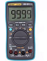 Недорогие -BSIDE ZT302 Тестер емкости сопротивления 9.999mv/99.99mV/999.9mV/9.999V/99.99V/999.9V Удобный / Измерительный прибор / Обнаружение потенциала тока и напряжения