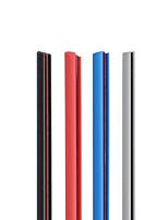 Недорогие -5м черный / синий / красный / серый резиновый протектор края автомобильной двери