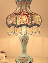Недорогие -Традиционный / классический Новый дизайн / Декоративная Настольная лампа Назначение Спальня / Кабинет / Офис Смола 220 Вольт
