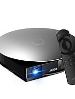 Недорогие -JmGO G3 DLP Проектор для домашних кинотеатров Светодиодная лампа Проектор 1000 lm Поддержка 1080P (1920x1080) 15-300 дюймовый Экран / WXGA (1280x800)