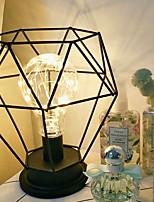 Недорогие -1шт 3D ночной свет Тёплый белый Аккумуляторы AA Творчество <5 V