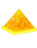 Недорогие -новинка iq хрустальные блоки пазлы игрушка 3d модель пирамиды сделай сам подарок