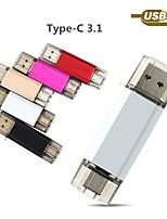 Недорогие -Ants 32 Гб флешка диск USB USB 3.0 / Type-C Металлический корпус Необычные Чехлы
