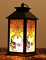 Недорогие -1шт LED Night Light Тёплый белый Аккумуляторы AA Творчество <5 V