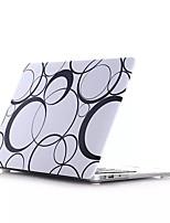 """Недорогие -MacBook Кейс Полосы / волосы ПВХ для Новый MacBook Pro 15"""" / Новый MacBook Pro 13"""" / New MacBook Air 13"""" 2018"""