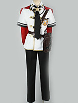 Недорогие -Вдохновлен Косплей Косплей Аниме Косплэй костюмы Косплей Костюмы Особый дизайн Жилетка / Кофты / Брюки Назначение Жен.