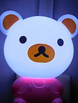 Недорогие -LED Night Light Белый От электросети Для детей / обожаемый <5 V