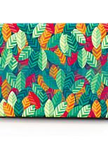 """Недорогие -MacBook Кейс Цветы ПВХ для MacBook Pro, 13 дюймов / MacBook Air, 13 дюймов / New MacBook Air 13"""" 2018"""