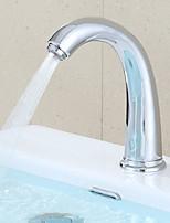 Недорогие -Ванная раковина кран - Сенсорный / несенсорный Латунь Другое Руки свободно одно отверстиеBath Taps