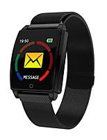 Недорогие -Factory OEM R17 Умный браслет Android iOS Bluetooth Smart Спорт Водонепроницаемый Пульсомер / Измерение кровяного давления / Сенсорный экран / Длительное время ожидания / Педометр