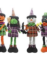 Недорогие -Неожиданные игрушки Интерактивная кукла Ужасы 20 дюймовый Очаровательный Дети / подростки Веселье Детские Универсальные Игрушки Подарок