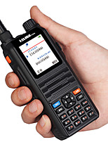 Недорогие -ELIDA CPUV2000 Для ношения в руке / Аналоговая VOX / Двойной диапазон / Двойной дисплей 5 - 10 км 5 - 10 км 128CH 1500 mAh 5 W Walkie Talkie Двухстороннее радио