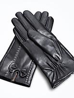 baratos -Dedo Total Mulheres Motos luvas Pele Sensível ao Toque / Manter Quente / Anti-desgaste