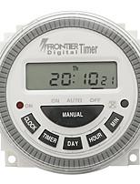 Недорогие -Digital LCD Power Электронный таймер AC 220V-240V Легкий вес / Измерительный прибор / Pro
