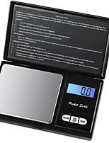 Недорогие -500g Высокое разрешение Портативные Мини-карманная цифровая шкала Для офиса и преподавания Семейная жизнь Кухня ежедневно