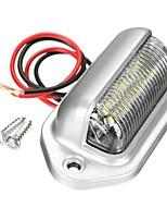 Недорогие -1 шт. Автомобиль Лампы 6 Светодиодная лампа Подсветка для номерного знака / Внутреннее освещение Назначение Универсальный Silhouette / Дженерал Моторс Все года