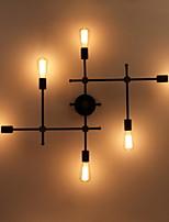 Недорогие -Творчество Ретро Настенные светильники В помещении Металл настенный светильник 220-240Вольт 40 W