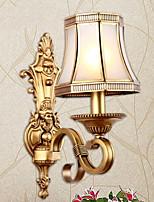 Недорогие -Творчество Традиционный / классический Настенные светильники Спальня / В помещении Металл настенный светильник 220-240Вольт 25 W