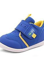 Недорогие -Девочки Обувь Полиуретан Весна & осень Удобная обувь / Обувь для малышей Кеды для Дети Темно-синий / Пурпурный / Тёмно-синий