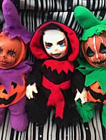 Недорогие -Неожиданные игрушки Интерактивная кукла Ужасы 10 дюймовый Веселье Декомпрессионные игрушки Детские Универсальные Игрушки Подарок