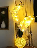 Недорогие -1шт LED Night Light Тёплый белый DC Powered / USB Простота транспортировки 5 V