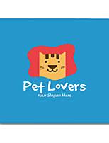 Недорогие -LITBest игровой коврик / Основной коврик для мыши 22 cm Резина Square