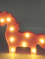 Недорогие -1шт LED Night Light Тёплый белый Для детей / Творчество <5 V