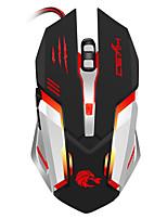 Недорогие -OEM Проводной USB Gaming Mouse / Управление мышью S100 ключи LED подсветка 3 Регулируемые уровни DPI 3 программируемые клавиши 5500 dpi