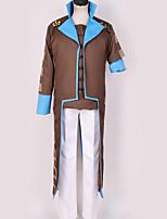 Недорогие -Вдохновлен Косплей Косплей Аниме Косплэй костюмы Косплей Костюмы Особый дизайн Жилетка / Кофты / Брюки Назначение Муж. / Жен.