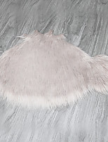 Недорогие -Коврики Modern Полиэстер, Oval Shape Высшее качество плед