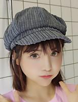 Недорогие -женская шапка из полиэстера - цветная
