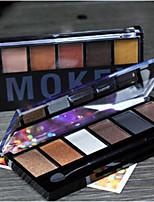 Недорогие -6 цветов Тени Косметика / Тени для век Легко для того чтобы снести / Многофункциональный / Женский Защитный Многофункциональный Повседневный макияж / Макияж на Хэллоуин / Макияж для вечеринки