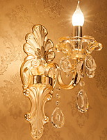 Недорогие -Творчество Современный современный Настенные светильники Спальня / В помещении Стекло настенный светильник 220-240Вольт 5 W