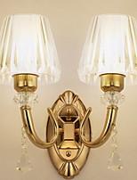 Недорогие -Творчество Современный современный Настенные светильники Спальня Металл настенный светильник 220-240Вольт 7 W